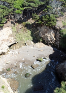 Through Sinkhole