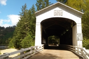 Wildcat Creek Bridge