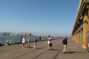 Boatwork pier