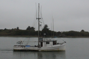 Eureka fishing boat