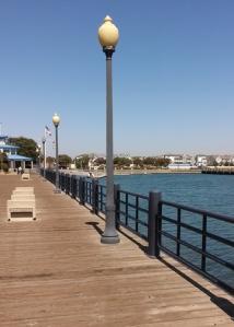 Richmond boardwalk