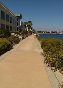trail around harbor