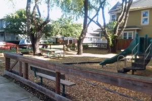 playground near E Cotati