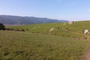Giacomini trail 1st leg