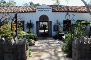 History entrance
