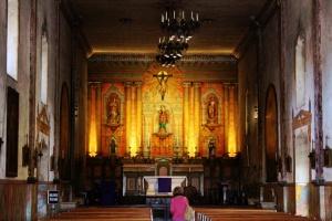Mission chapel m