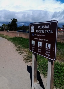 Oceano trail