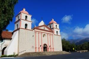Santa Barbara Mission m