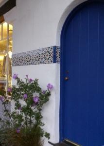 Carmel door