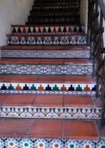Carmel steps