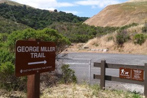 Miller trail  head