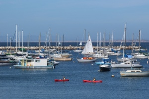 Monterey harbor 2057