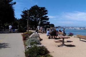 Monterey walk l
