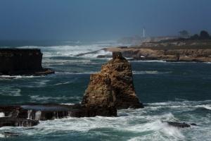 Pt Arena lighthouse