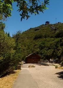 East Peak Mt Tam