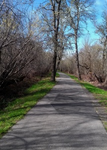 2-15 paved trail north