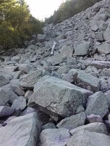Tumbled Rock