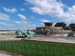 Grant fountain