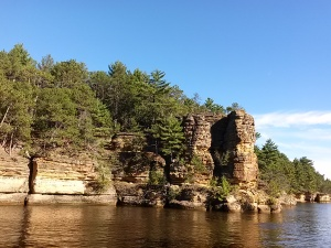 Wisconsin Dells towers