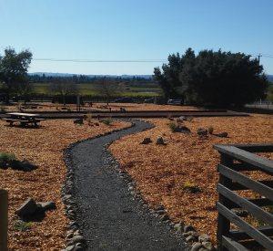 Shiloh picnic area