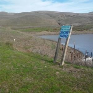 11 pond sign