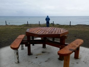 Picnic Table Noyo Headland