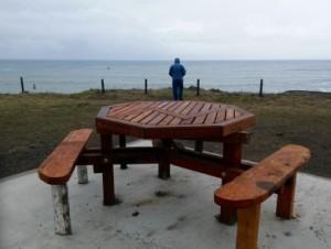 Picnic Table Noyo Headland