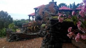 Kula Lodge brick oven etc