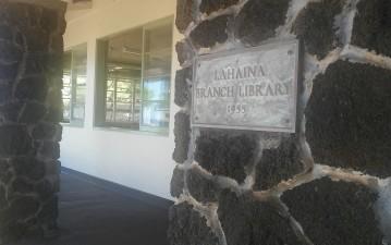 Lahaina Library