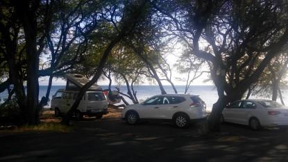 Beach near Lahaina