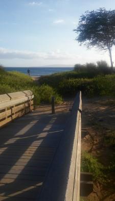 Kealia to beach