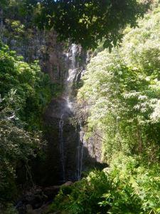 M waterfall pool
