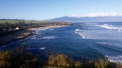 Hookipa Beach morning