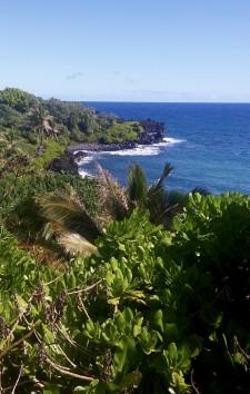 Waiʻānapanapa State Park view