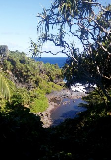 Pools of Oheo on Maui