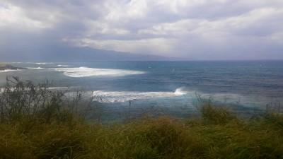Hookipa Beach afternoon