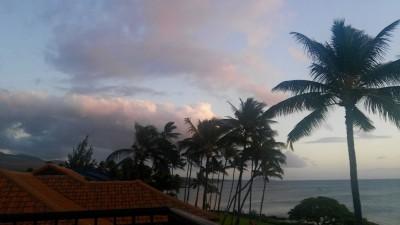 Kihei clouds