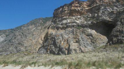 Sandstone and Granitic l