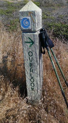 Overlook marker