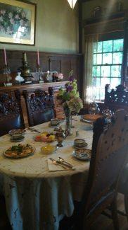 Sun House Dining Room